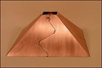 Satin Copper Lamp Shade