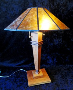 Half Moon Bay Lamp